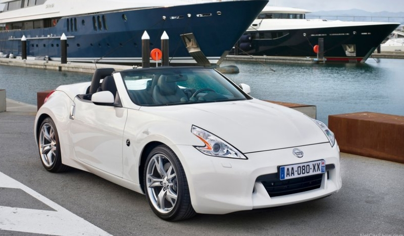 nissan 370z roadster personal lease no deposit 370z. Black Bedroom Furniture Sets. Home Design Ideas