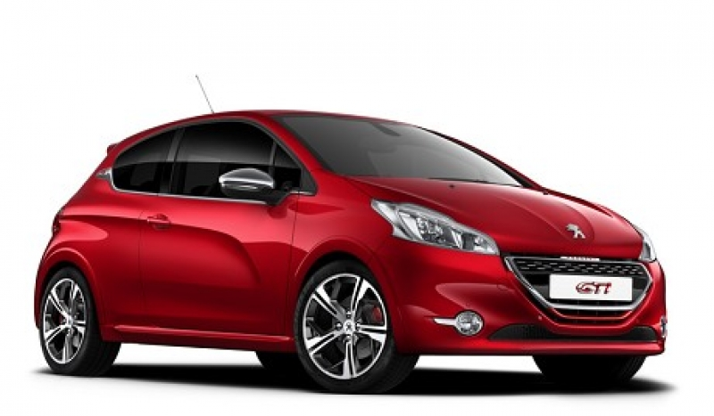 peugeot 208 personal lease no deposit 208 1 6 thp gti 229pm. Black Bedroom Furniture Sets. Home Design Ideas
