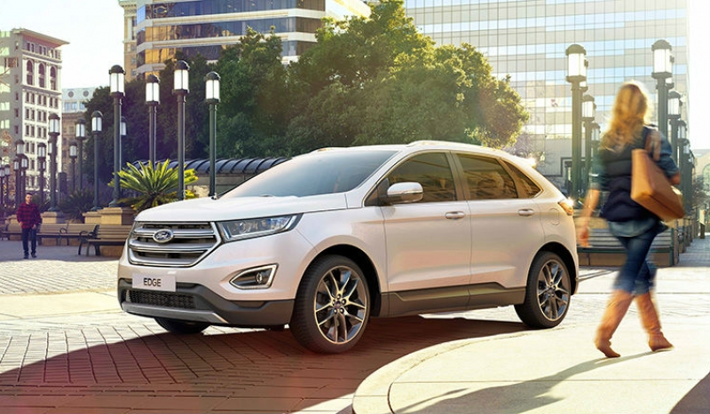 Ford Edge Personal Lease