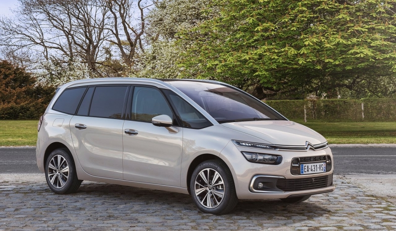 citroen c4 grand picasso personal lease no deposit c4 grand picasso 1 2 feel eat6 auto 329pm. Black Bedroom Furniture Sets. Home Design Ideas