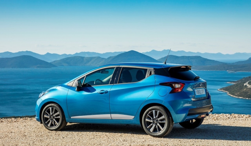 24 Month Lease >> Nissan Micra (new shape) Personal Lease No Deposit - Micra (new shape) 0.9IG-T Tekna £219PM