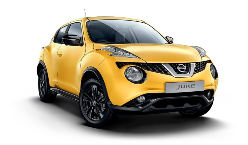 Nissan Juke (2016) Personal Lease with No Deposit