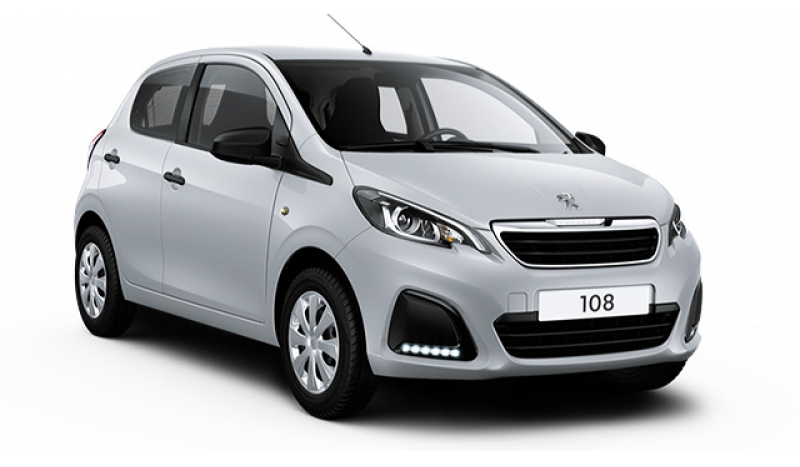 Peugeot 108 Personal Lease with No Deposit