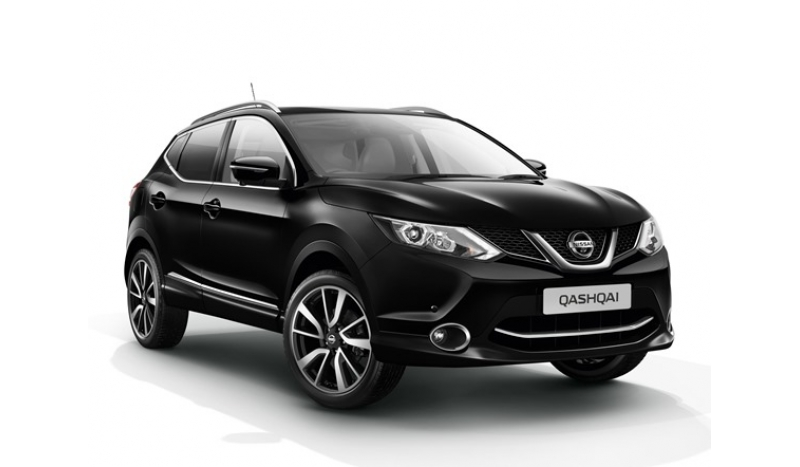 Nissan New Qashqai 2016 Personal Lease with No Deposit