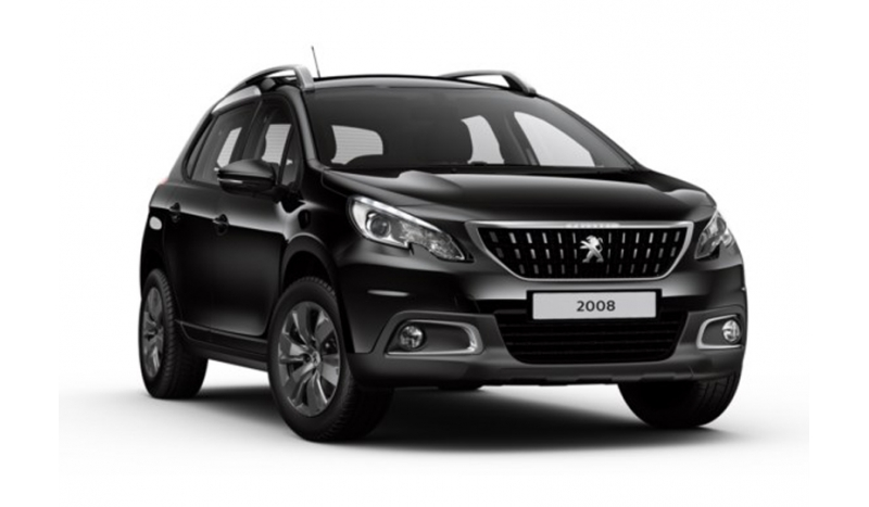 Peugeot 2008  Personal Lease with No Deposit