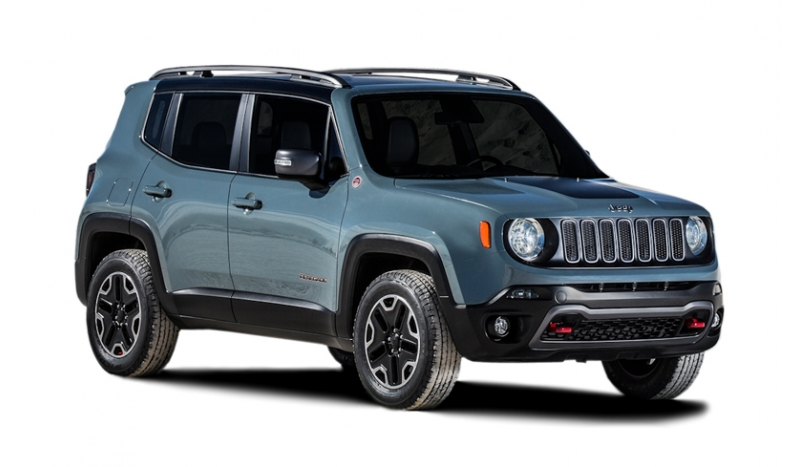 Jeep Renegade Personal Lease with No Deposit