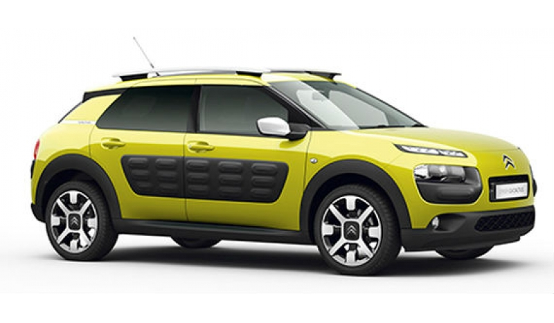 Citroen C4 Cactus Personal Lease with No Deposit