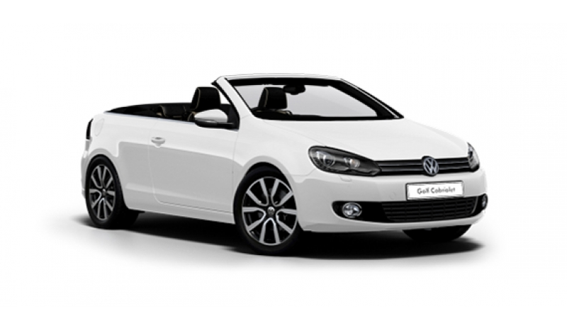Volkswagen Golf Cabriolet Personal Lease with No Deposit