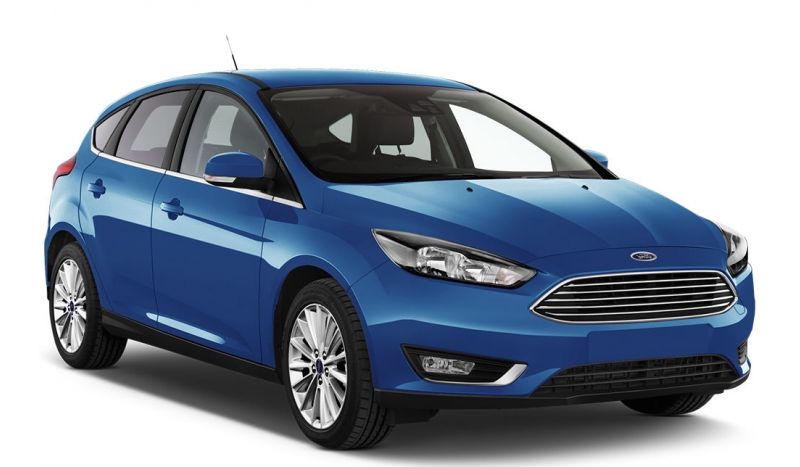 Ford Focus Hatch Personal Lease with No Deposit