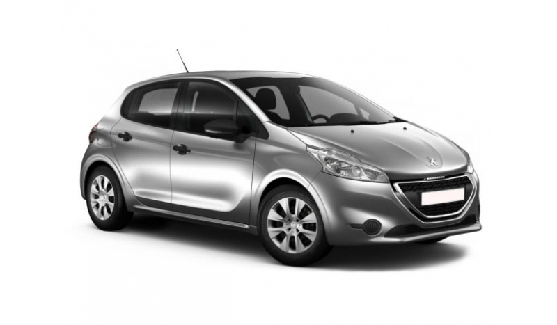Peugeot 208 Personal Lease with No Deposit