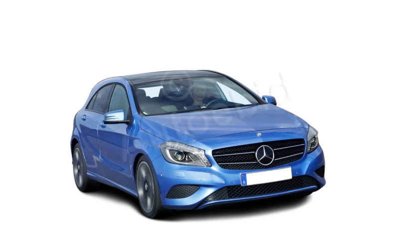 Mercedes A Class 5dr No Deposit Personal Leasing