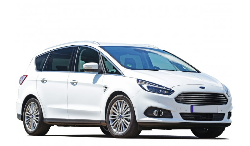 Ford S-Max No Deposit Personal Leasing