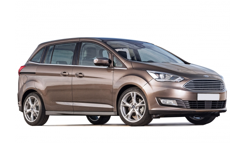 Ford Grand C-MAX No Deposit Personal Leasing