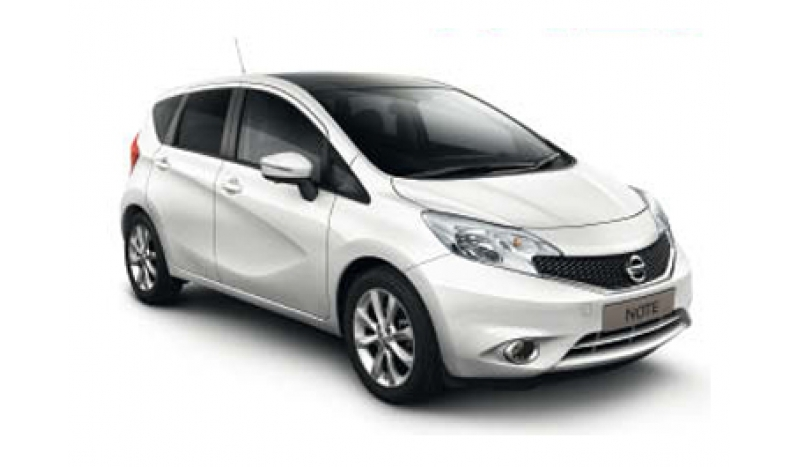 Nissan Note (New) 1.2 N-Tec No Desposit Personal Lease