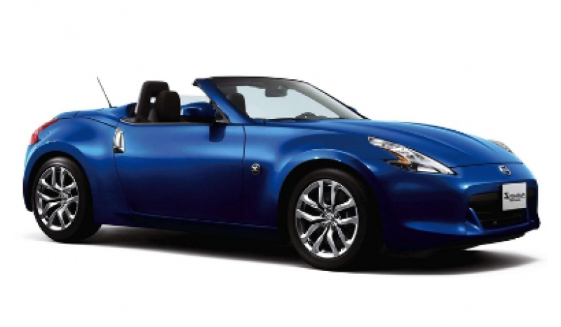 Nissan 370Z Roadster 3.7 V6 2dr  No Desposit Personal Leasing