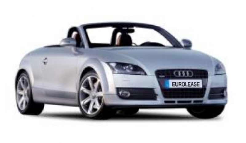 Audi TT Roadster 1.8 TFSI No Desposit Personal Leasing