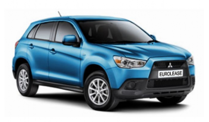 Mitsubishi ASX Crossover 1.6 2 2WD  No Desposit Personal Leasing