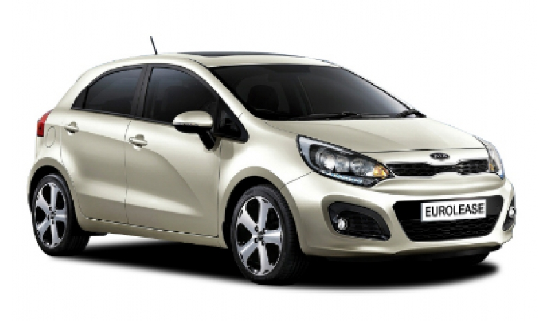 Kia Rio 1.0 T  2 5dr  No Desposit Personal Leasing