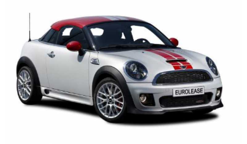 Mini Coupe 1.6 Cooper No Desposit Personal Leasing