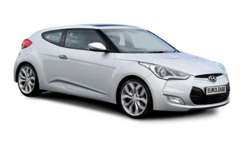 Hyundai Veloster 1.6GDI No Desposit Personal Leasing