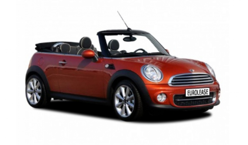 Mini Cooper Convertible 1.6 Cooper No Desposit Personal Leasing