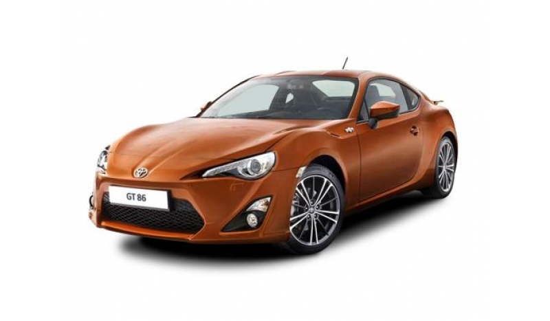 Toyota GT86 2.0 D-4 S No Desposit Personal Leasing