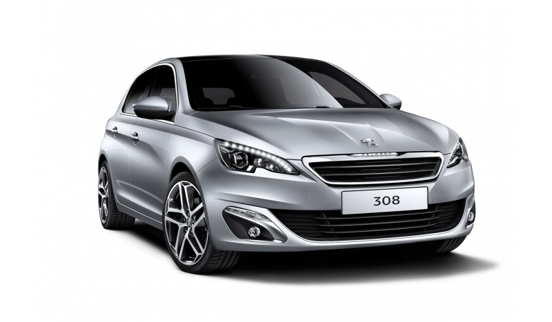 Peugeot 308 1.6HDI Active 5dr No Desposit Personal Leasing