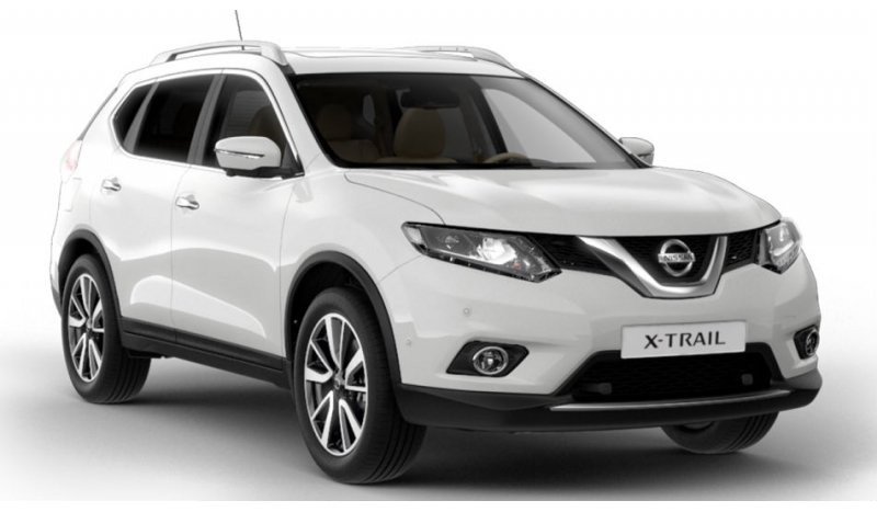 Nissan New Xtrail 1.6dci Visia 7 Seats No Desposit Personal Leasing