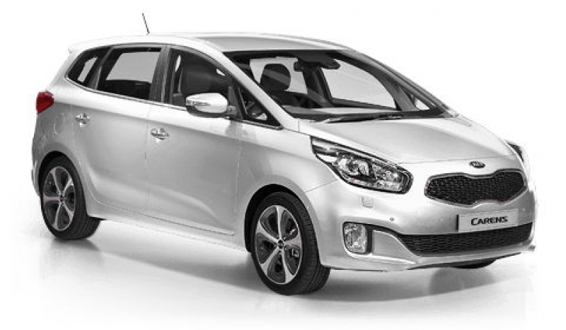 Kia Carens 7st 1.6  2 No Desposit Personal Lease