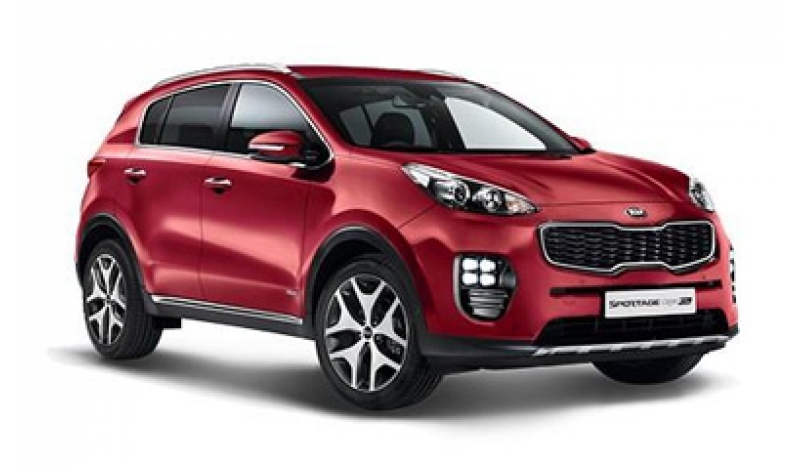 Kia Sportage 1.6T GDi GT-Line DCT No Desposit Personal Leasing