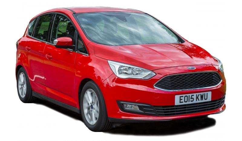 Ford C-Max 1.0 Ecoboost Zetec No Desposit Personal Lease