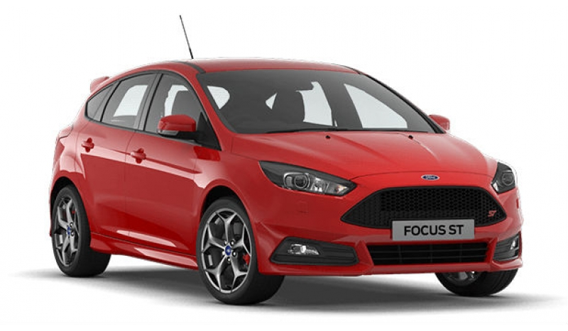 Ford Focus ST 2.0TDCi 185 ST-3 No Desposit Personal Lease