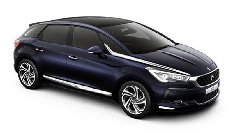 Citroen DS5 1.6BlueHDI Elegance No Desposit Personal Leasing