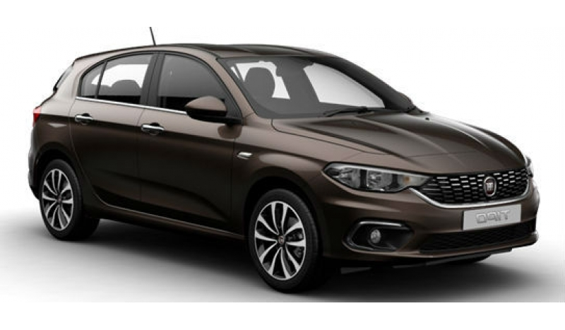 Fiat Tipo 1.4 Easy Plus 5dr No Desposit Personal Leasing