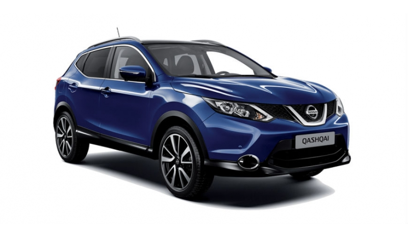 Toomey Used Nissan Qashqai 1.5dci NTEC+ No Desposit Personal Leasing