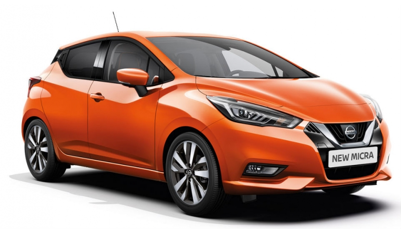 Nissan Micra (new shape) 0.9IG-T Acenta No Desposit Personal Leasing
