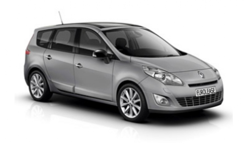 Renault Grand Scenic 1.5dci Dynamique Tom No Desposit Personal Leasing