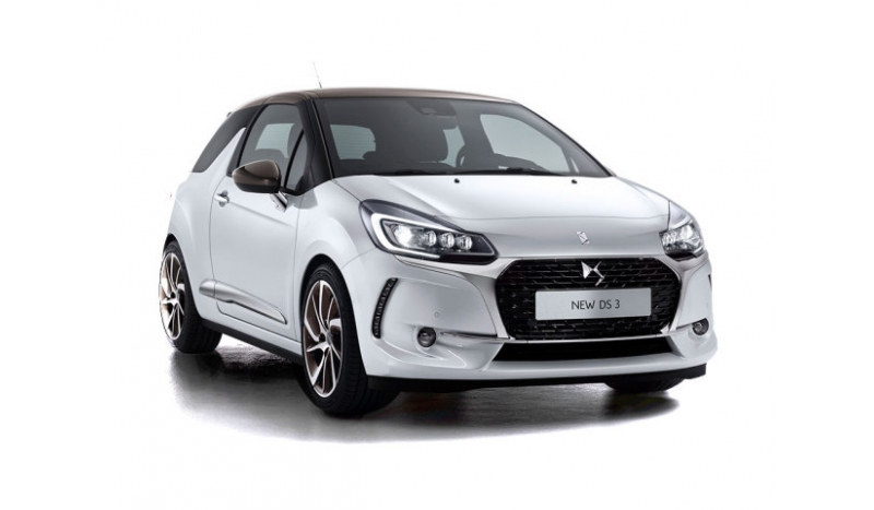 DS DS3 1.6BlueHDi Chic No Desposit Personal Leasing