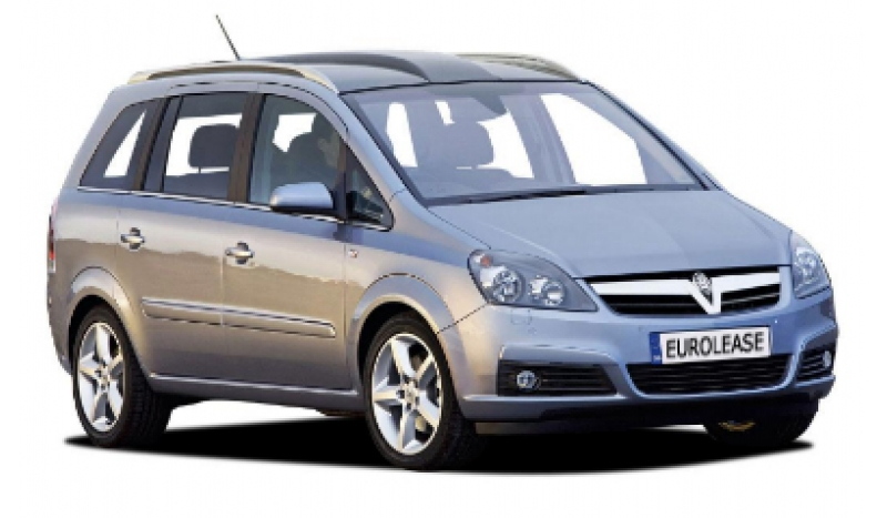 Vauxhall Zafira 1.8i Exclusive  No Desposit Personal Leasing
