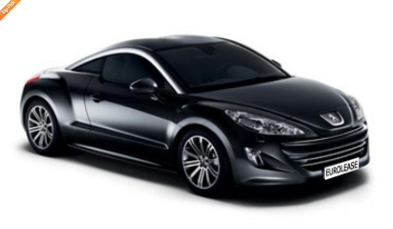 Peugeot RCZ Coupe 2.0HDi 163ps GT No Deposit Personal Leasing