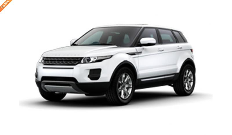 Range Rover Evoque 5dr 2.0 eD4 SE No Deposit Personal Leasing