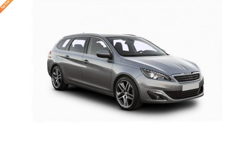 Peugeot 308 SW 1.2 110 Allure No Deposit Personal Leasing