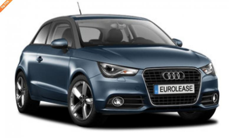 Audi A1 3dr 1.6TDi SE No Deposit Personal Leasing