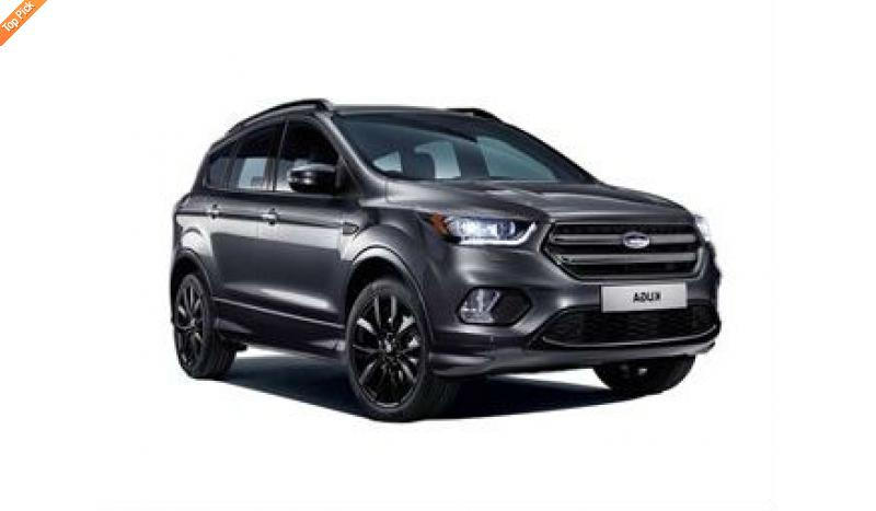 Ford Kuga (2017) 1.5 Eboost Zetec 2WD No Deposit Personal Leasing