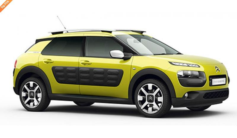 Citroen C4 Cactus 1.2 Feel Edition No Deposit Personal Leasing