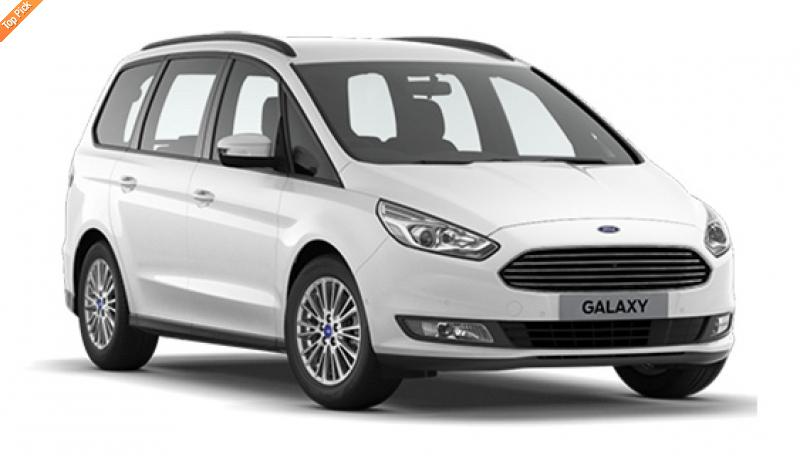 Ford Galaxy 2.0TDCi 150 Zetec  No Deposit Personal Leasing