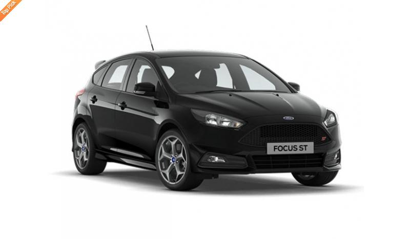 Ford Focus Hatch ST-Line 1.0 EBoost 140ps Nav No Deposit Personal Leasing