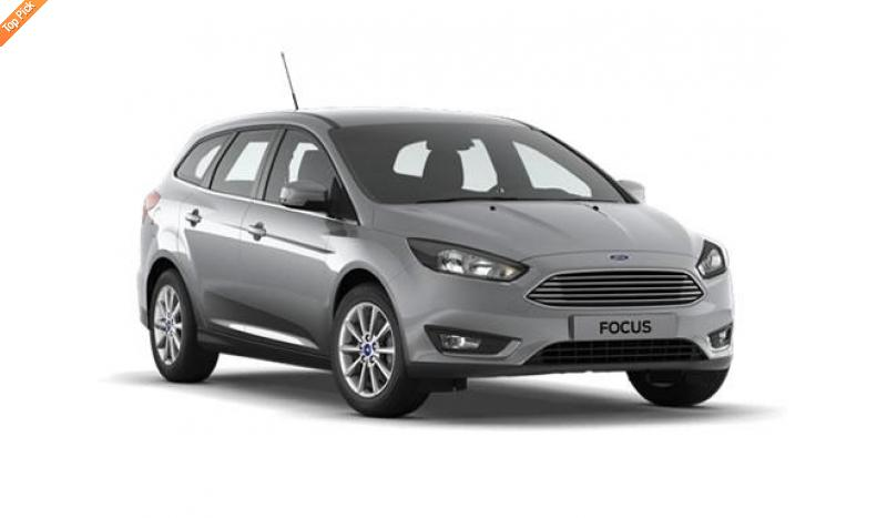 Ford Focus Estate Ecoboost Zetec Ed No Deposit Personal Leasing
