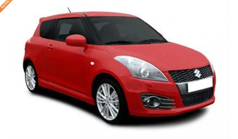 Suzuki Swift  1.0 Boosterjet SZ-T No Deposit Personal Leasing