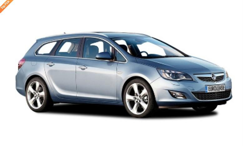 Vauxhall Astra Estate 1.6CDti SRI No Deposit Personal Leasing